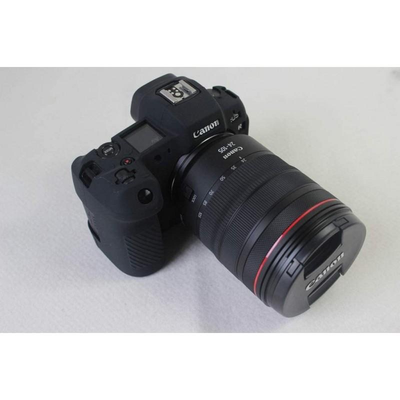 Canon 캐논 PEN EOS R EOSR 카메라 커버 실리콘 케이스 실리콘 커버 카메라 케이스 사진 케이스 라이너, 단일상품