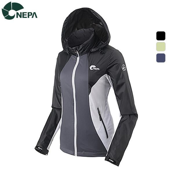 NEPA 네파 여성 솔레 스트레치 윈드 자켓 7B40631
