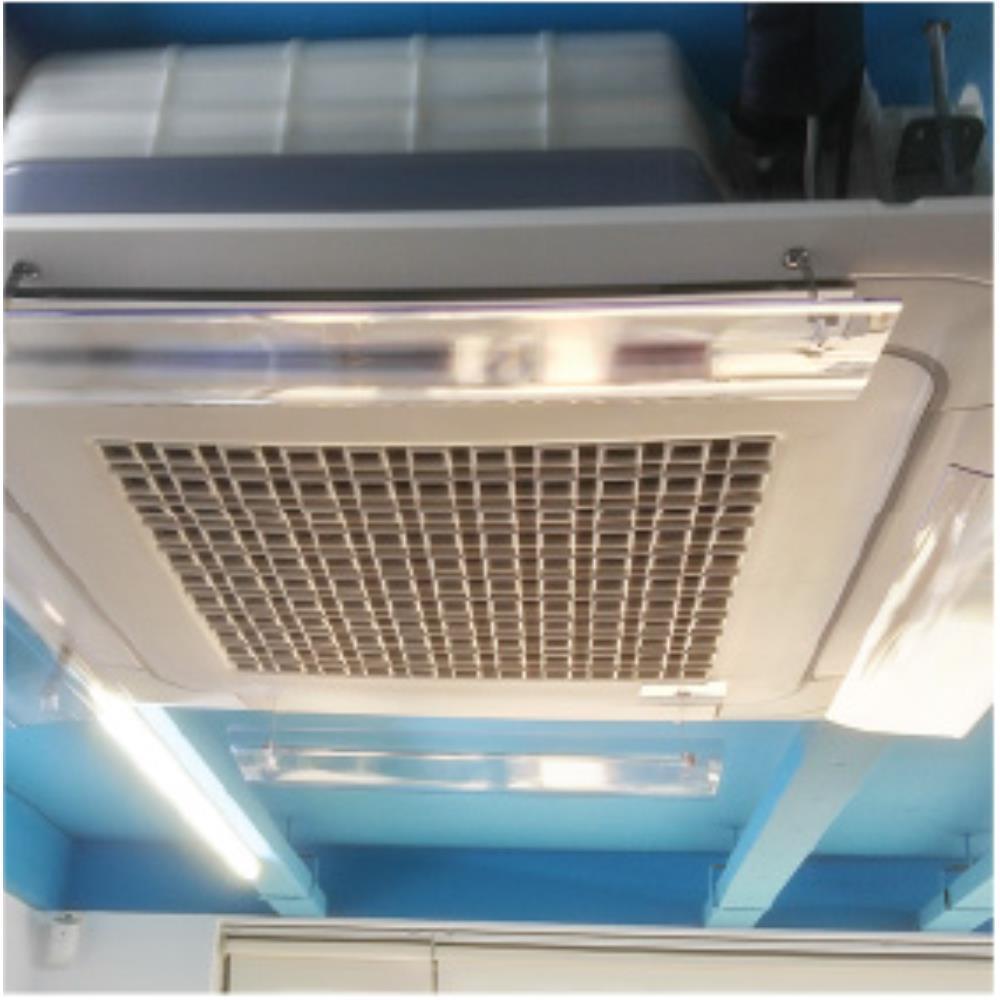 설치하기 쉬운 천장에어컨 윈드바이저 85 에어가드