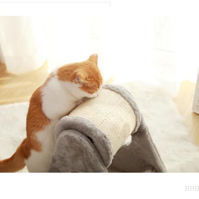 미래물 애완 고양이 텀블러 발톱 팰릿 맷돌 놀이ZZW, 1개, 그레이A1
