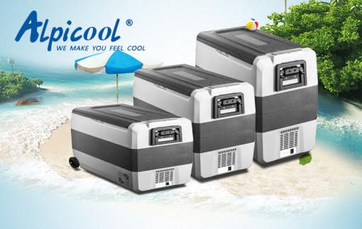알피쿨 2019년신형T36 T50 T60캠핑용차량냉장고이동식, T36