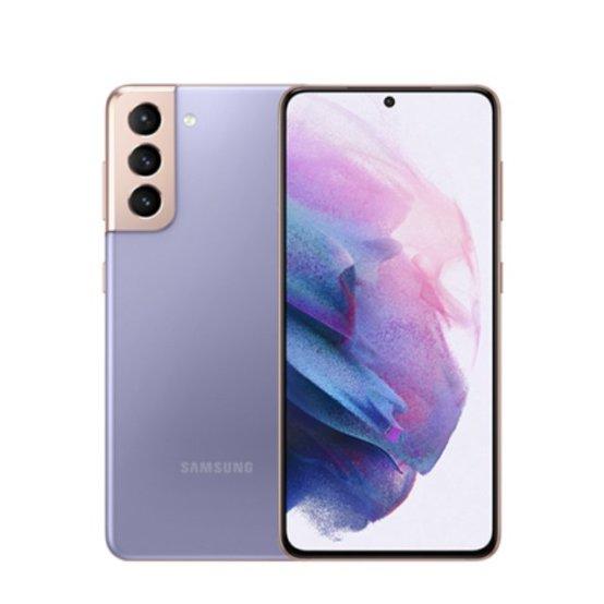 삼성전자 갤럭시 S21 휴대폰 256GB, SM-G991N, 팬텀 바이올렛