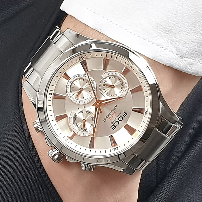 포체 남자 메탈 손목시계 1173 무료 선물포장