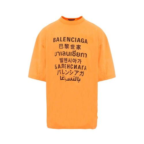 발렌시아가 21SS 남성 티셔츠 641614TJVI37513-2-4812451264
