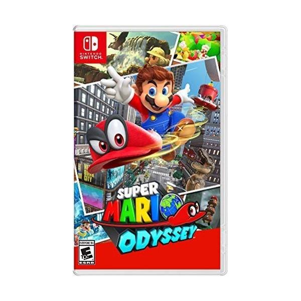 [미국] Super Mario Odyssey - Nintendo Switch, 단일상품