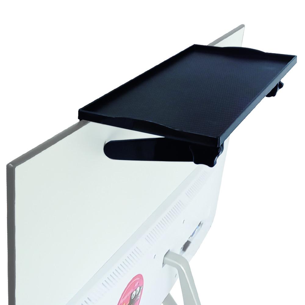 코뿔소 셋탑 박스 숨기기 - 거치대 브라켓 모니터 셋톱 TV 사운드바 받침 사무실 공유기, 코뿔소 거치브라켓(블랙)