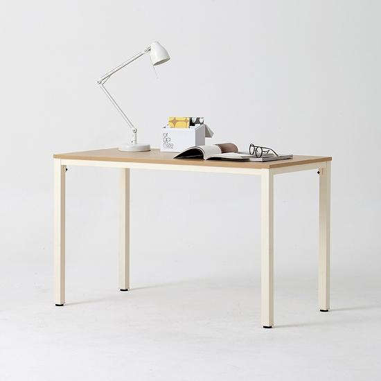 한샘 샘스틸 책상 DIY 120cm (색상 택1), 색상(프레임/상판):블랙오크(A)