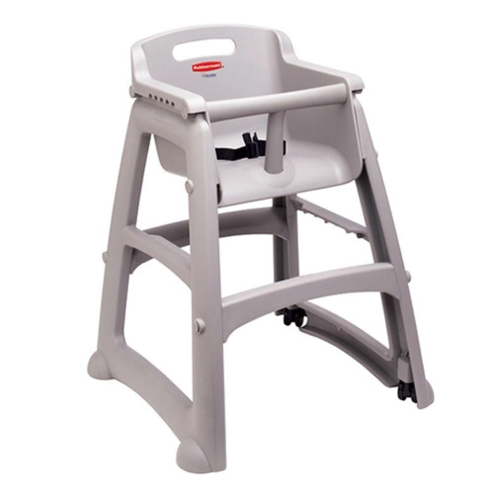 HKC46237 러버메이드)유아용식탁의자(781408)은회색, 1, 단일옵션