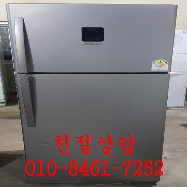 대우 메탈2도어냉장고, 중고500리터냉장고