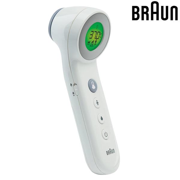 브라운 BNT 비접촉식이마 체온계 [정품 당일출고], 1box