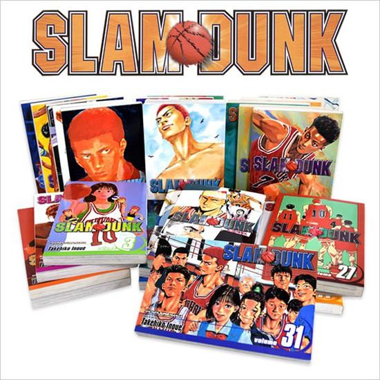 [영어원서] SLAM DUNK 슬램덩크 31종 세트