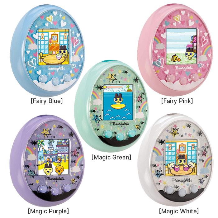다마고치 온 / Tamagotchi On Fairy / Magic, Fairy Blue