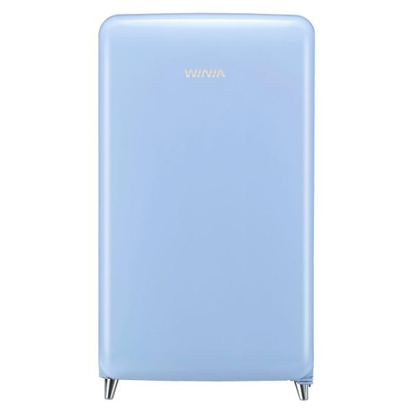 [대유위니아] [118L] 위니아 레트로 냉장고 [ERT118CB/CC/CL/CP/CW], 색상:칵테일 핑크