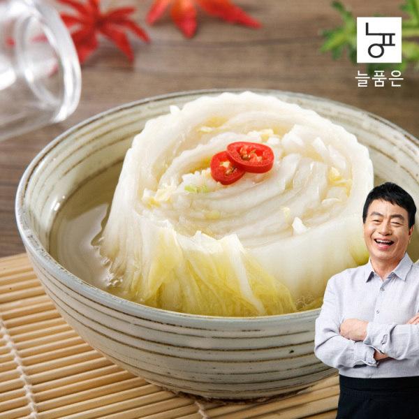 [늘품은] 백김치 5kg (김하진이 추천한 김치), 상세 설명 참조