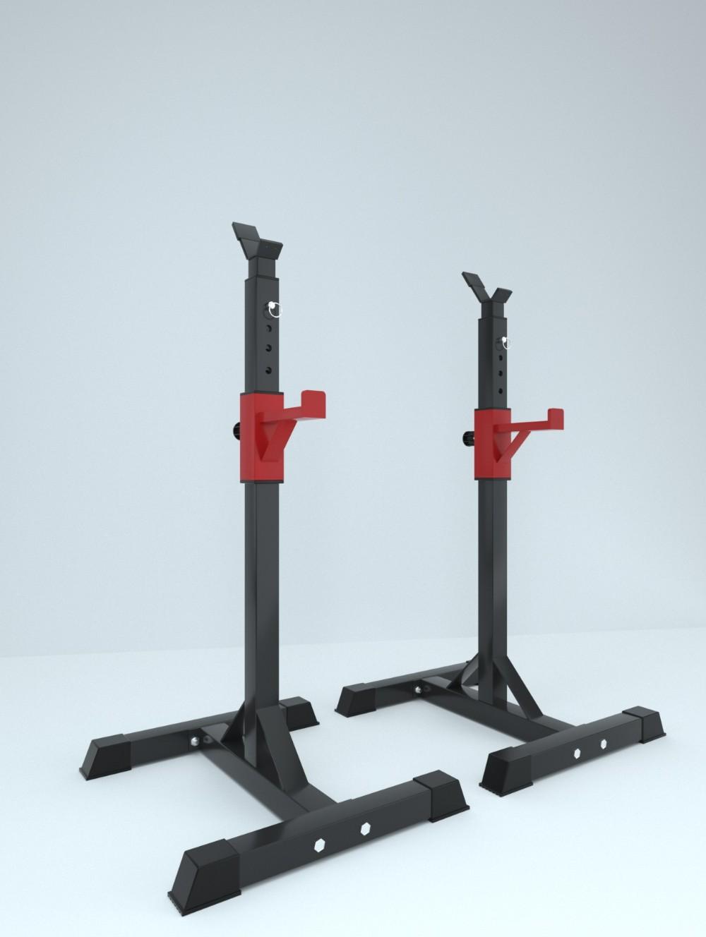 홈짐 벤치프레스 스쿼트렉 홈트레이닝 분리형 일체형 하프랙, 디퍼렌셜 스쿼트 (바벨 제외)