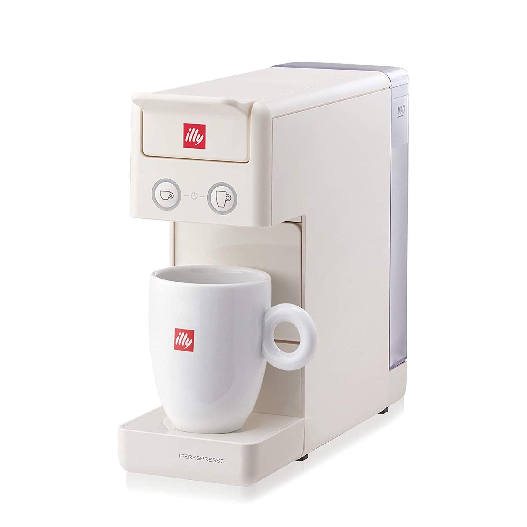 일리 Y3.3 캡슐 커피머신 화이트, 단일상품