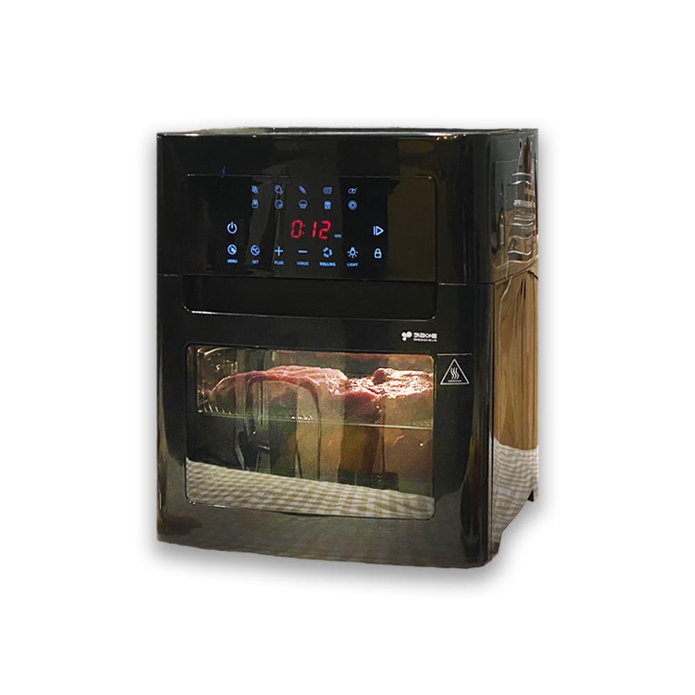키친아트 NEW 에어프라이어 16리터 대용량 올스텐 2021년 신제품 출시 오븐형 대형 저소음, 16L (1개) (POP 4706087964)