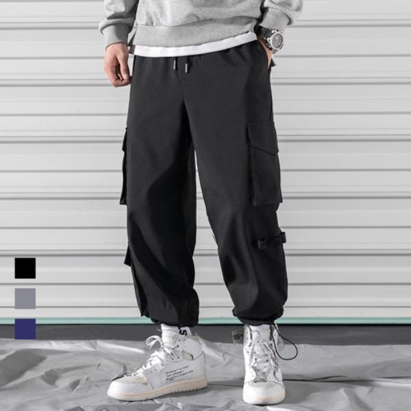 가바바 남성 조거팬츠 힙한 라인이 살아있는 간지 캐주얼바지 G30398