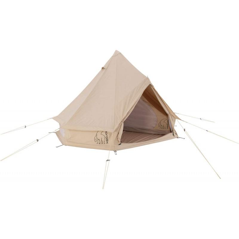 NORDISK (노르디스크) 텐트 레거시 시리즈 센터 폴 디자인 아스가르드 7.1 (3 인용) [일본 정품] 142012