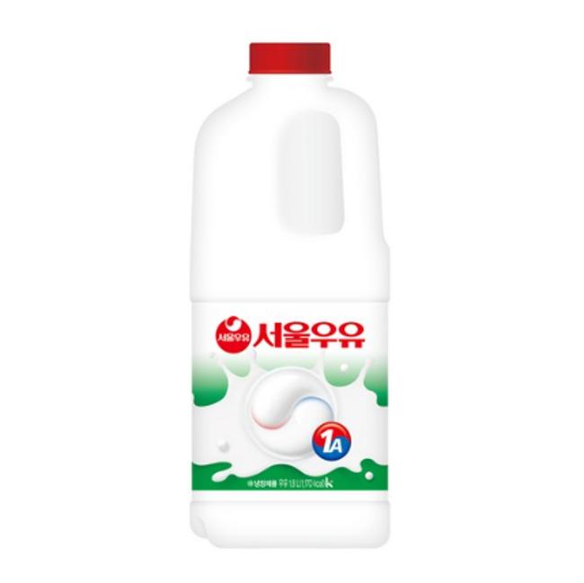 서울우유 1800ml 1개