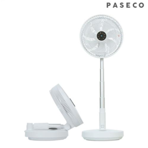 파세코 접이식 선풍기 PDF-MSFB1120W 접이식 써큘레이터 무선선풍기 무선써큘레이터 (POP 5697600003)