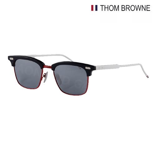 톰브라운(선글라스) [정품] 톰브라운 선글라스 TB-711-D-T-NVY-RED-WHT-52