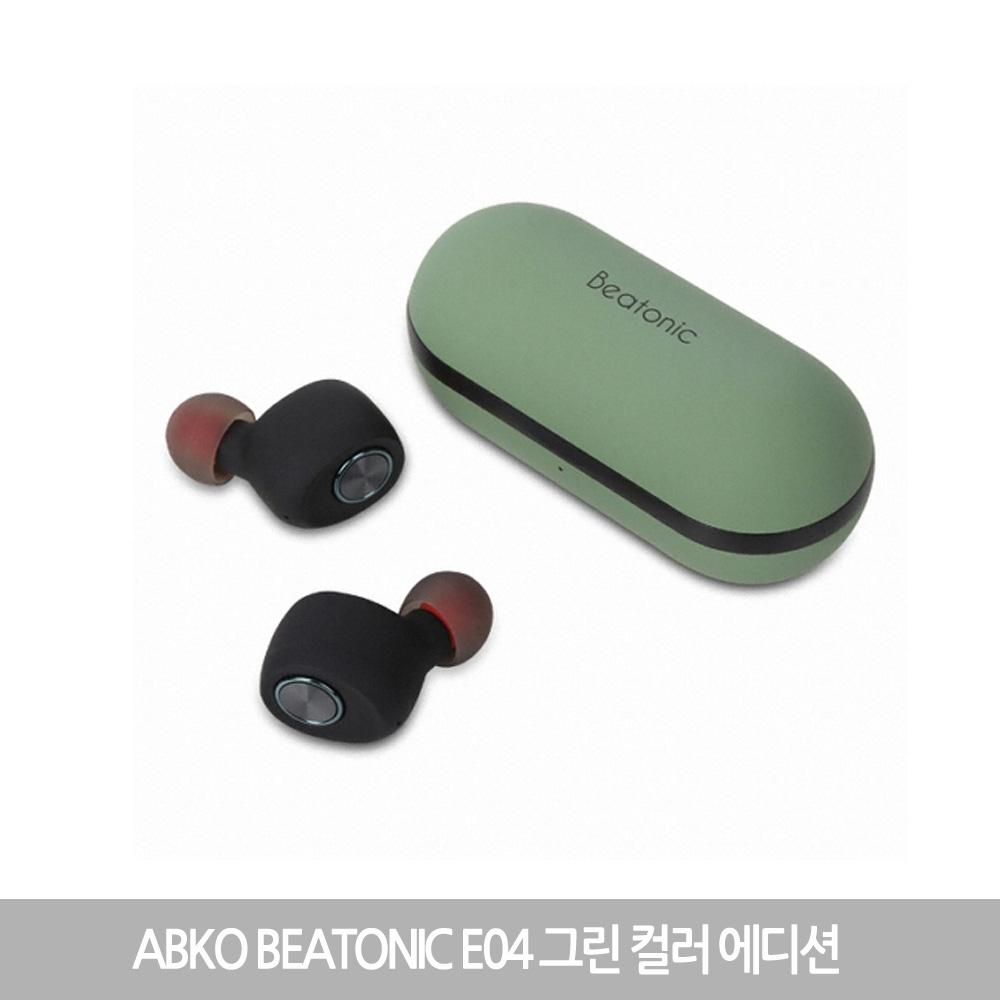 ABKO 앱코 비토닉 E04 그린 컬러 에디션 블루투스이어폰 (정품) 당일발송
