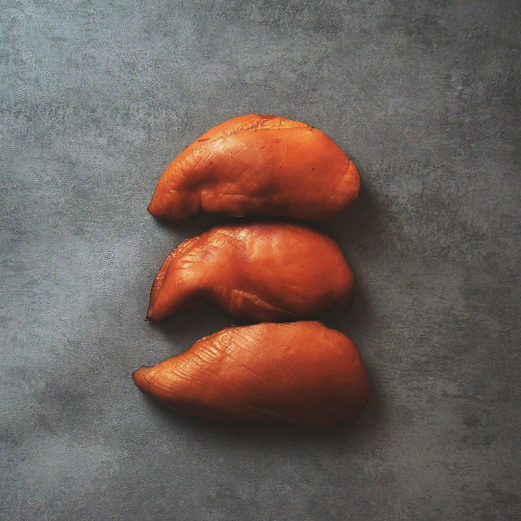 [햄플리즈]스모크-스팀 닭가슴살햄, 1팩(1kg)