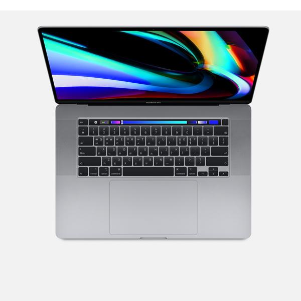 애플 맥북프로 16인치 고급형 MVVK2KH A 그레이, 16GB, / SSD:1TB, macOS Catalina