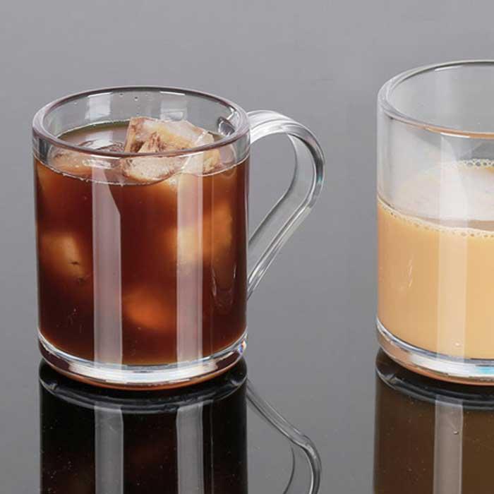업소용 트라이탄 친환경 물컵 음료수 주스 카페용 투명 안깨지는 스타벅스컵, 머그컵, 13온스