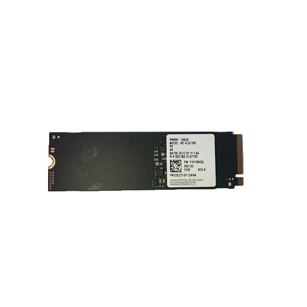 삼성 NVMe SSD 128GB PM991 벌크 미사용제품 (나사포함)