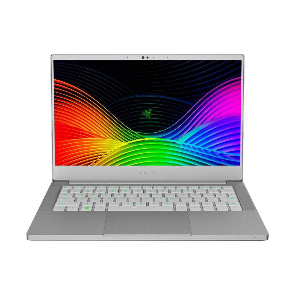 Razer Blade Stealth 13 Mercury White 10Gen 레이저 블레이드 스텔스 화이트 노트북, 16GB, SSD 256GB, 포함