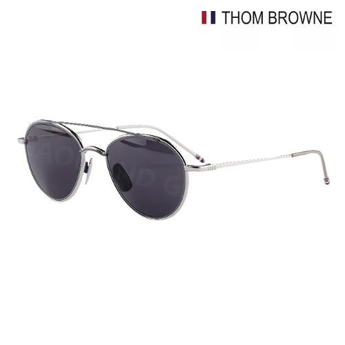 톰브라운(선글라스) [정품] 톰브라운 선글라스 TB-109-B-SLV-GRY-53