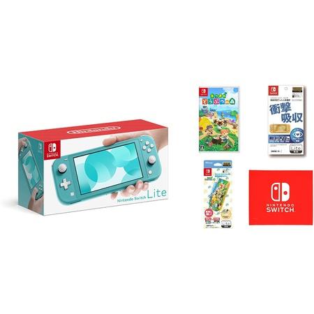 1. Nintendo Switch Lite 터코이즈모여 동물의 숲 - Switch[닌텐도 라이선스 상품]Nintendo Switch Lite, 상세 설명 참조0