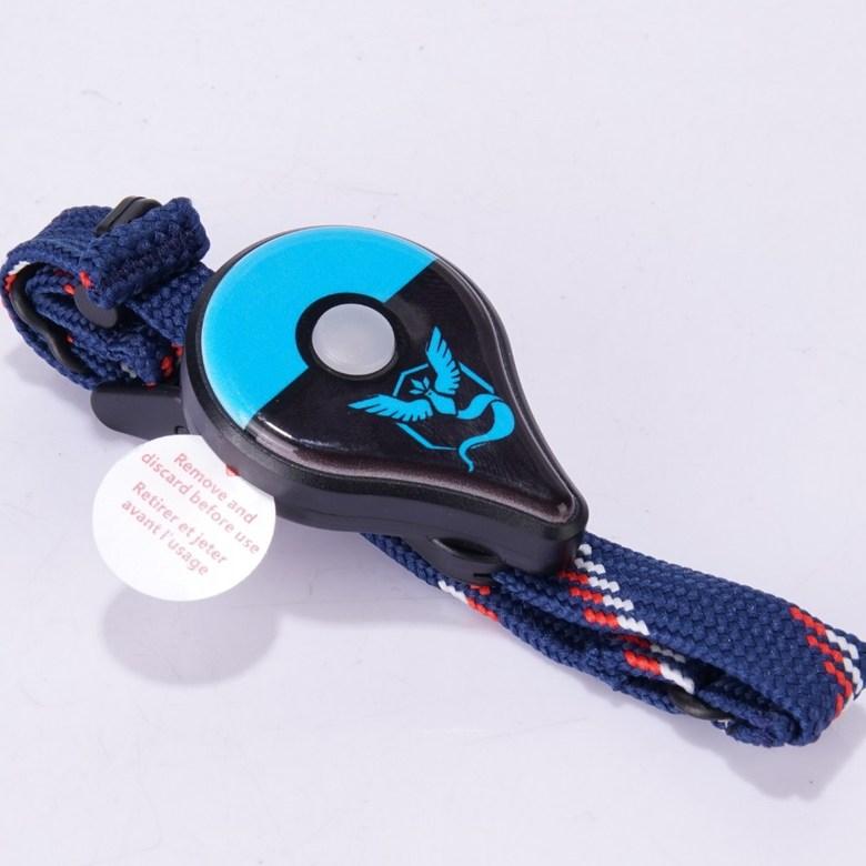 포켓몬고에그 포켓몬고오토캐치 포고플 플러스, 검정 및 파랑 새-자동-배터리, 기본