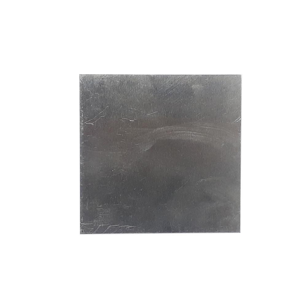 [케이엠사이언스] 금속판 과일전지 전극, 알루미늄판(20x20cm)