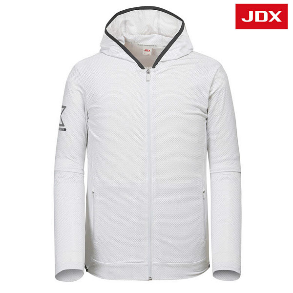 제이디엑스 JDX골프스포츠 (남성)전체메쉬 풀집업 점퍼_X3PMWJM01-LG, 95