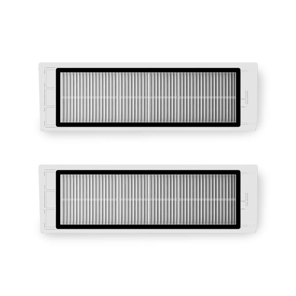 샤오미 로보락 샤오와 로봇청소기 정품 부품 소모품, 2개입, 워셔블 먼지필터