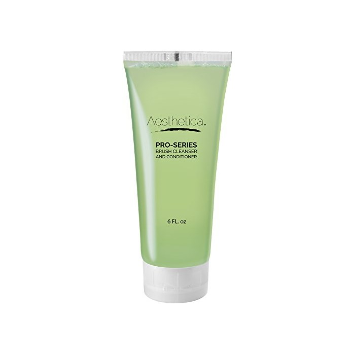 Aesthetica Makeup 브러쉬 Cleaner Cruelty Free Make Up Shampoo for any Sponge or, One Size, One Color