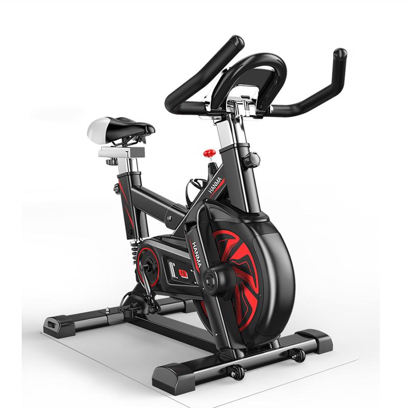 나인티원 실내 자전거 무소음 스핀 사이클 로잉 좌식 바이크, HANMA BIKE 3