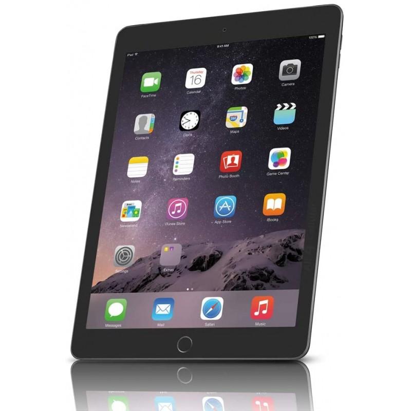 Apple MH2N2LL / A iPad Air (2 세대) 64GB Wi-Fi + 셀룰러 태블릿 실버 / 화이트-(갱신), 단일상품