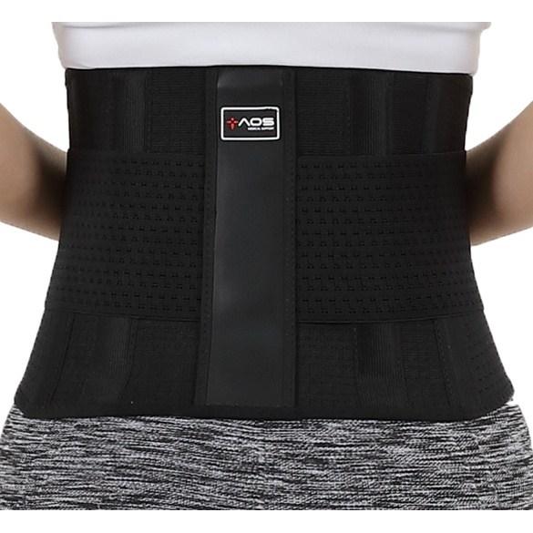 의료용 허리보호대 남여공용 허리 통증 디스크 요통 복대 의료기기 추천, 허리보호대 M