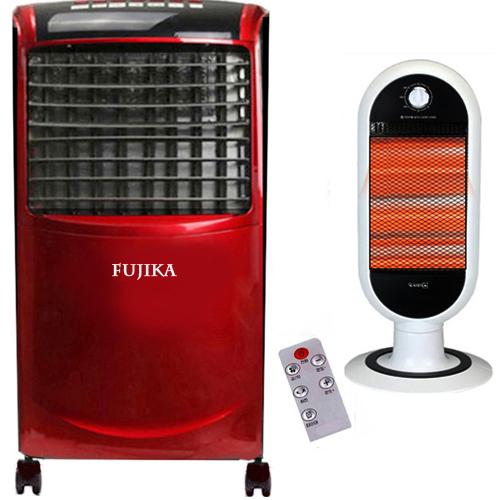 대용량 2020신형 절전형16평형 Fujika터보스톰 전기온풍기히터가정용업소용 11시이전주문당일출고, Fujika 16평형레드a