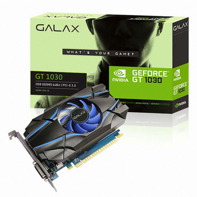 GALAX 지포스 GT1030 D5 2GB gtx1660슈퍼/1660super/그랙픽카드/gtx1060/rtx2070super/rtx2060super/rx580/rx570/그래픽카드rtx2060/rx570, 단일 모델명/품번
