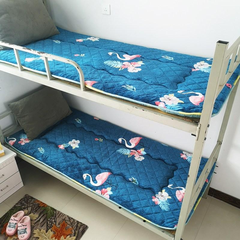 토퍼 템퍼 매트리스 침구 기타 싱글 학생 기숙사 털 퍼 다운 침대 요, AD_90 x 200