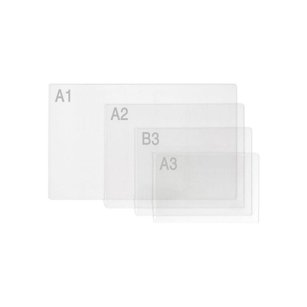 몰로wa투명 데스크매트 A2 문화산업 키보드매트 투명매트 투명책상매트 사무실데스크매트 책상용매트+sskk2, 선택필수