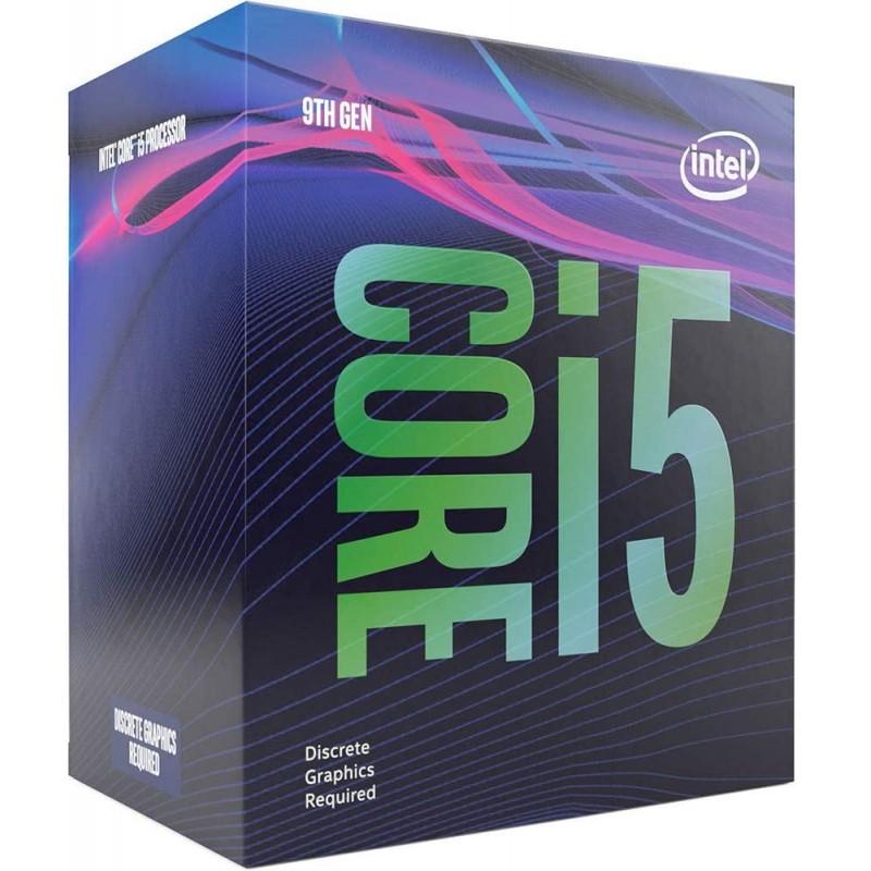 인텔 프로세서 i5-9400F CFL GT0 Lga1151 (2.9GHz/9M) (Bx80684I59400F) '0354, 단일상품