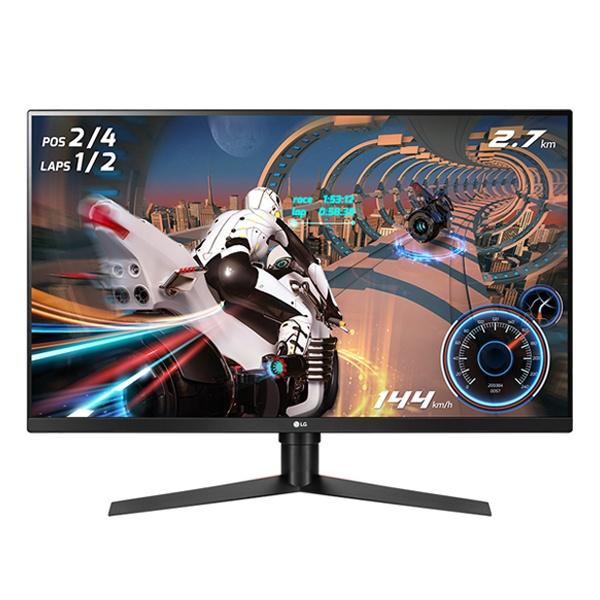 라온하우스 [LG전자] LG 게이밍 모니터 32인치 HDR 지원 / LED LCD(와이드) VA패널 베사홀 프리싱크 지원/ 144hz, 467583