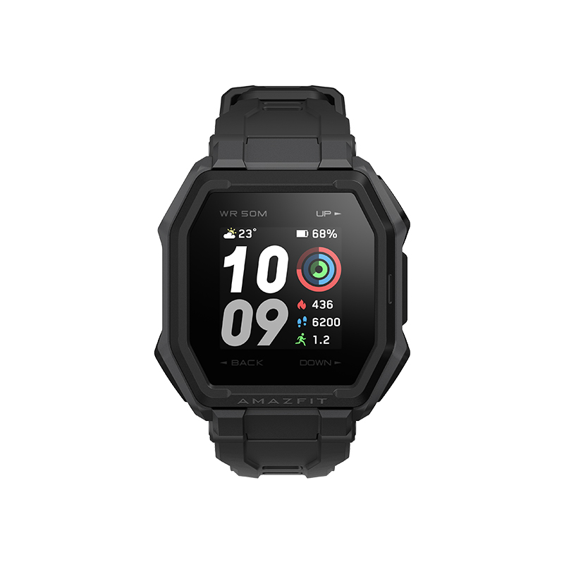 [신제품 목록] Amazfit Ares 아웃 도어 스포츠 스마트 워치 GPS 포지셔닝 달리기, 상세내용참조, 상세내용참조