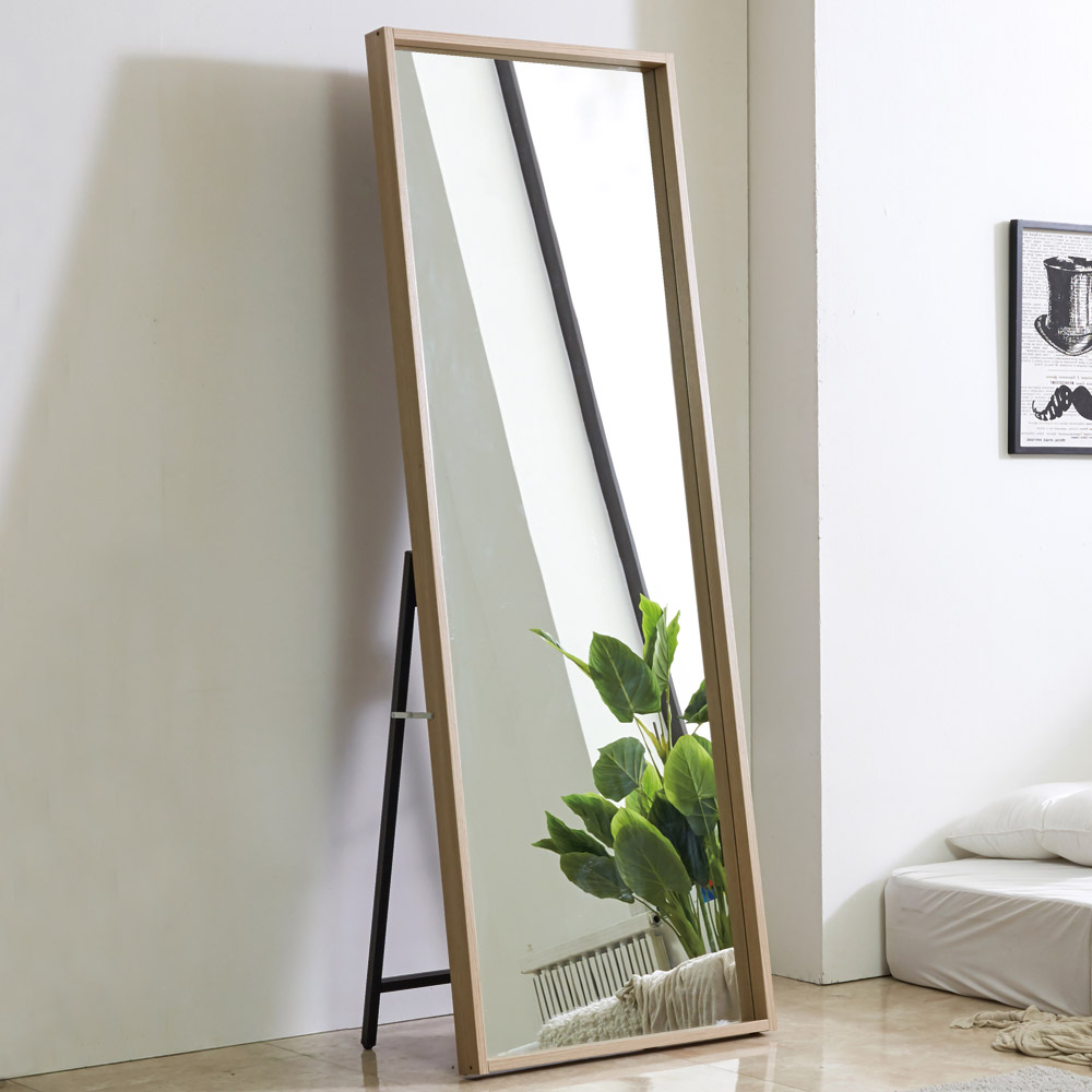 준우드 거치경 300/400/600/700 거울, 거치경300